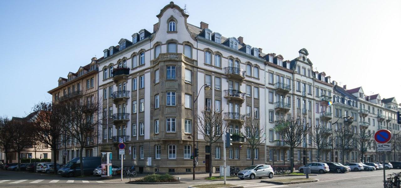 Bâtiment du Cabinet d'avocats Alimi-Rivera (Strasbourg)