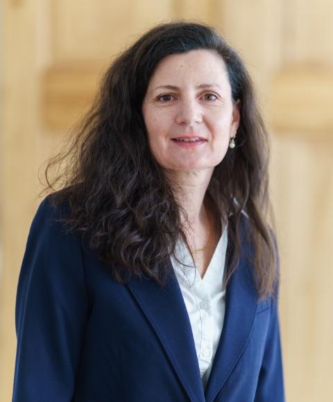 Docteur Myriam Alimi (portrait)